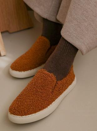Chunseo's Fur Lining, Pogely Slip-on