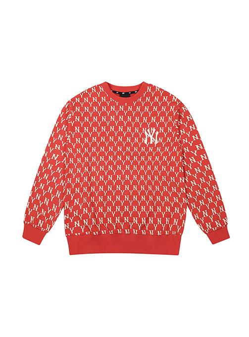 Monogram Overfit Sweatshirt NY (31MTM2041-50R)