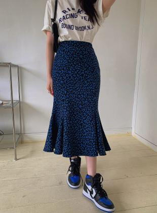 Leo Corduroy Skirt