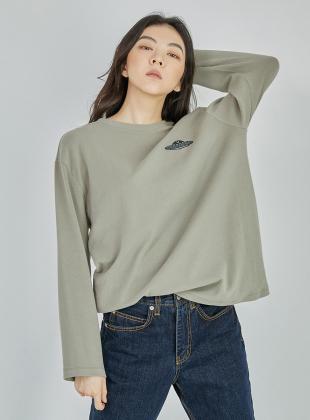 Cotton Span Wapen T-shirt