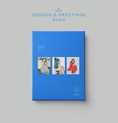 book.interpark. IU (IU) - 2020 Season Greeting - Remorse No Return