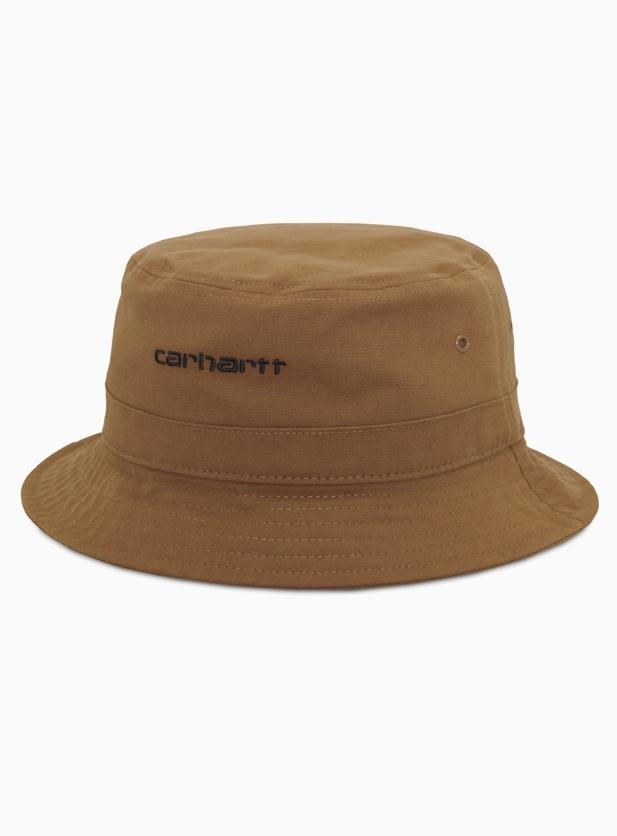 WIP SCRIPT BUCKET HAT HAMILTON BROWN/BLACK