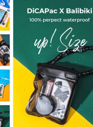 waterproof smartphone pack