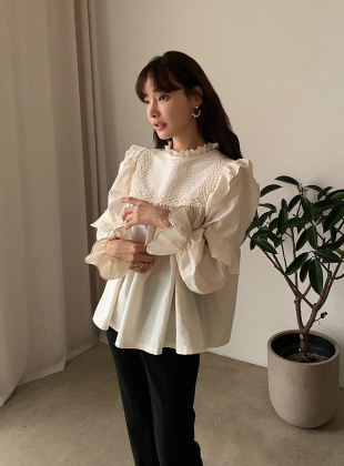 Bucket Blouse