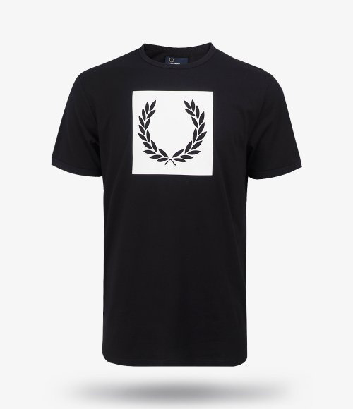 PRINTED LAUREL WREATH T-SHIRT (M3601-760)