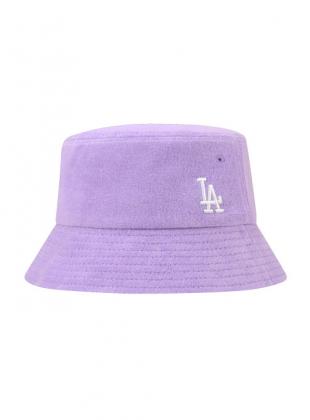 Terry Overfit Bucket Hat (32CPHK111-07V)