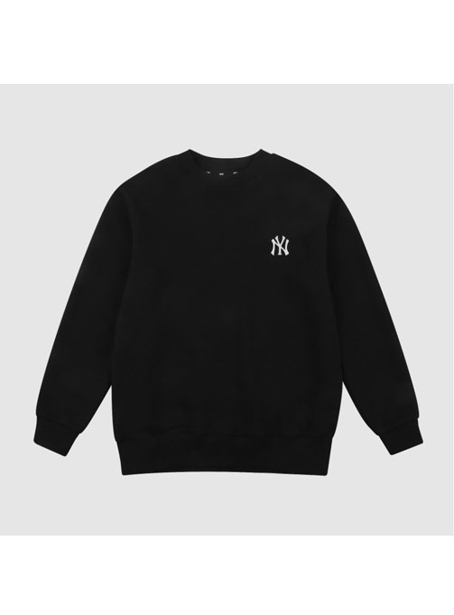 Basic Back Big Logo Overfit Sweatshirt NY (31MT04111-50L)