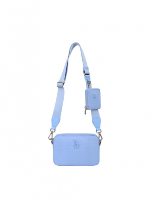 Ripstop nylon mini closs bag (32BGDJ111-07S)