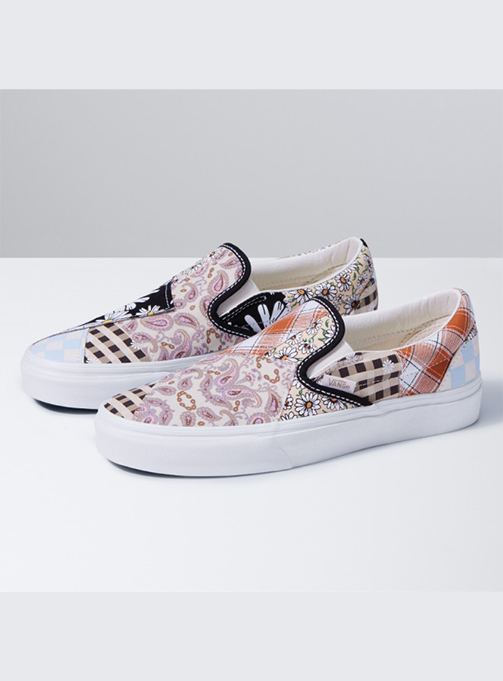 Meadow Patchwork Classic Slip-on (VN0A5AO84201)