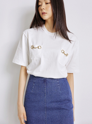 Gold Short Sleeve T-shirt