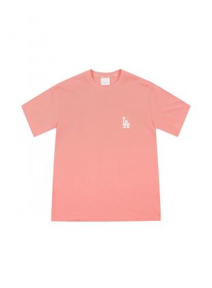Logo Basic Short Sleeve T-shirt LA (31TS11131-07P)