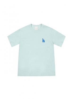 Logo Basic Short Sleeve T-shirt LA (31TS11131-07T)