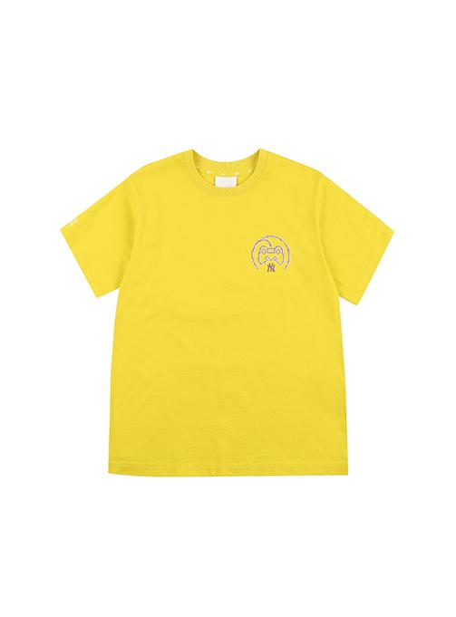 PLAY Game Overfit Short Sleeve T-Shirt New York Yankees - 31TSN7131-50D