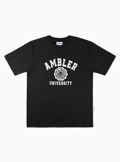 Bear Mark T-shirt (AS839_BLACK)