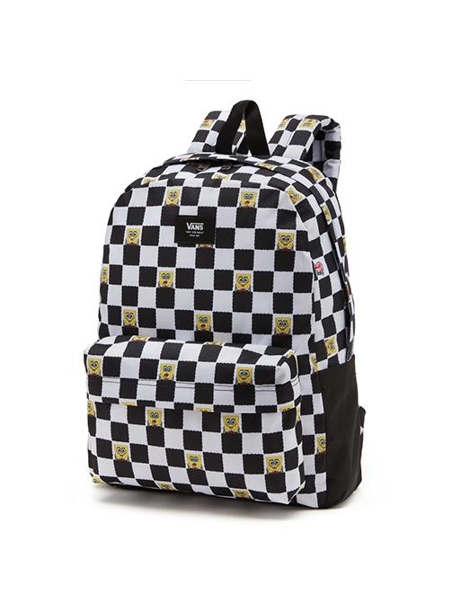 VANS X SPONGEBOB old stool backpack (VN0A5KHQQ7Y1)