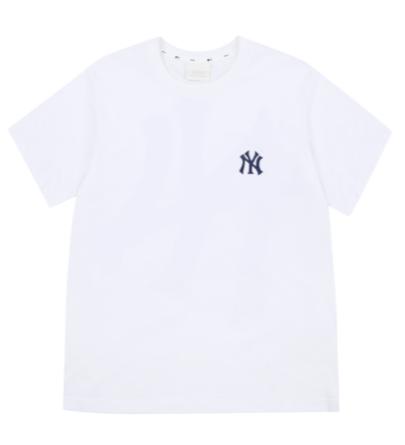 Mlb.Monogram Megalogo Overfit Short Sleeve T-shirt New York Yankees