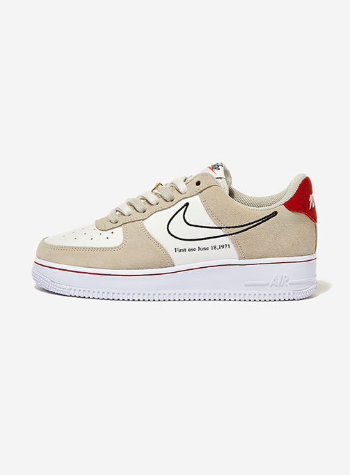 (Swoosh 50th Collection) AIR FORCE 1 07 LV8 S50 (DB3597)