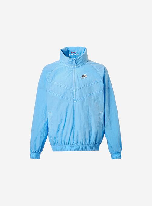 (Swoosh 50th Collection) M NSW WR LND HZ HD JKT SW50 Blue (DM6861)