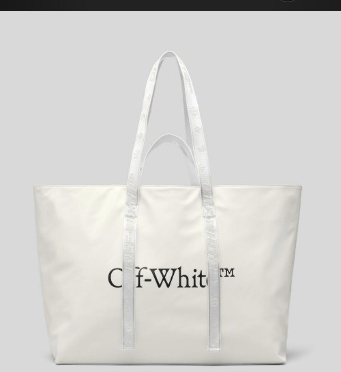 Musinsa tote shopper bag OWNA094R21FAB0010110