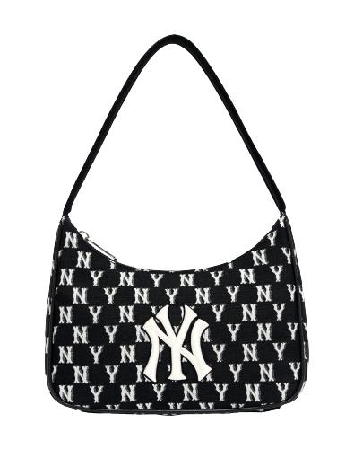 Monogram Jacard Hobo bag NY (3ABQS011N-50BKS)