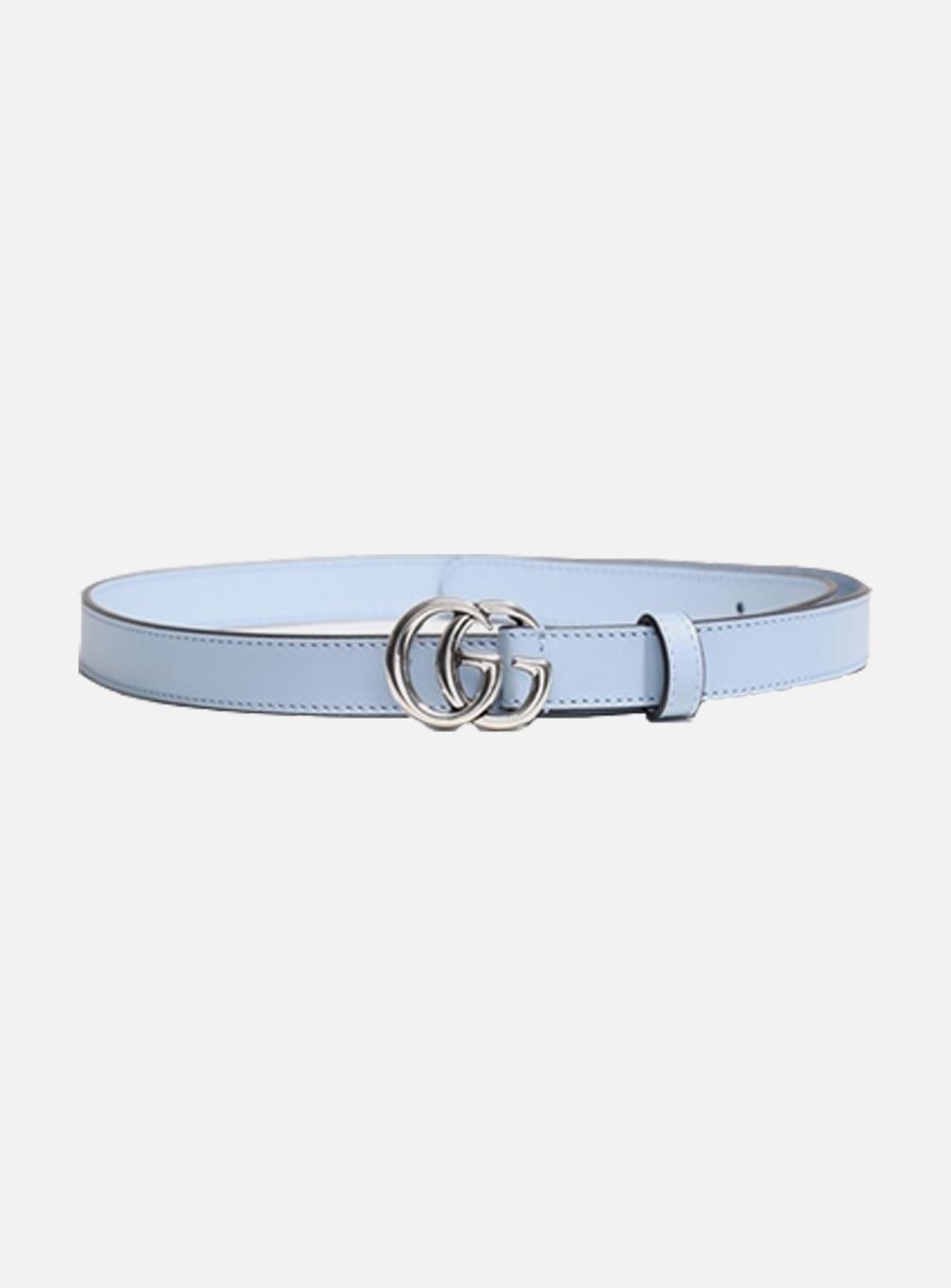GG Marmont Dougle G Buckle Belt (409417 AP00P 4928)