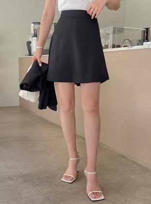 Ezepin A Line Pants Skirt