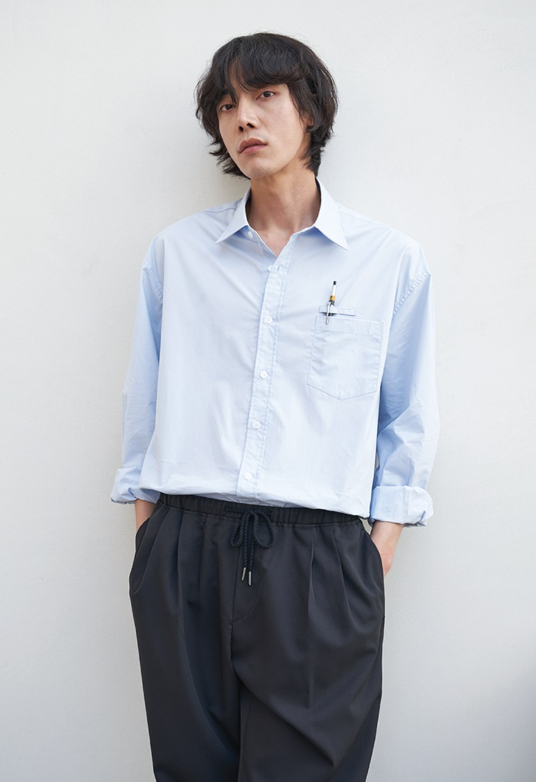 All day Shirts_Placid Blue
