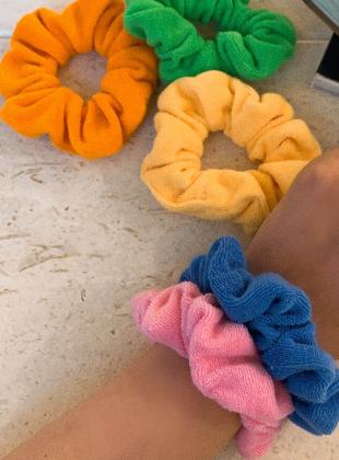 Towel shoe band