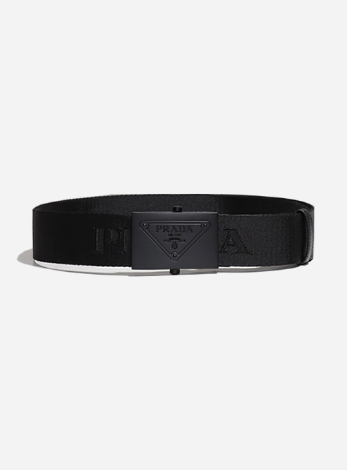 AW Fabric Logo Belt (2CN072 2DKF F0002)