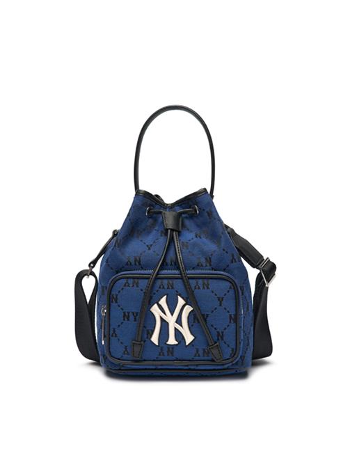Monogram Diamond Jacquard Bucket Bag New York Yankees (3ABMS011N-50BLD)