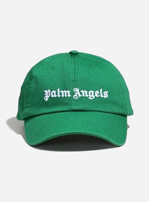 GREEN LOGO CAP (PMLB003F21FAB0025701)