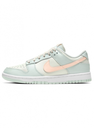 NIKE WMNS DUNK LOW BARELY GREEN