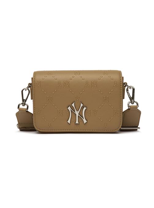 Monogram Diamond Embo Mini Crossbody Bag New York Yankees (3ACRS041N-50BGD)