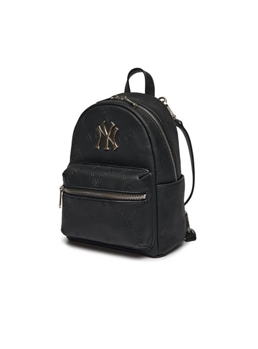 Monogram Diamond Embo Mini Backpack New York Yankees (3ABKS051N-50BKS)