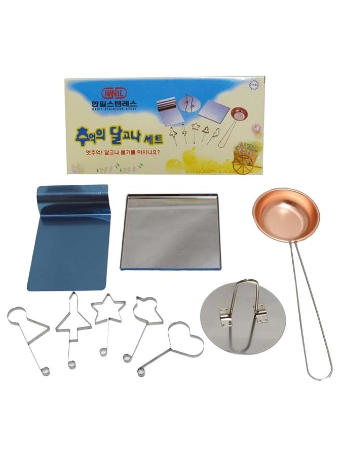 Squid Game, Dalgona Kit