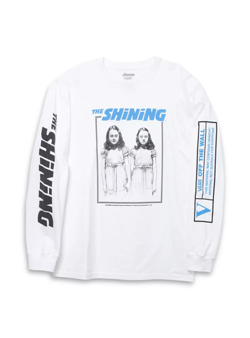 VANS X HOUSE OF TERROR the shining Long Sleeve T (VN0A5432WHT1)