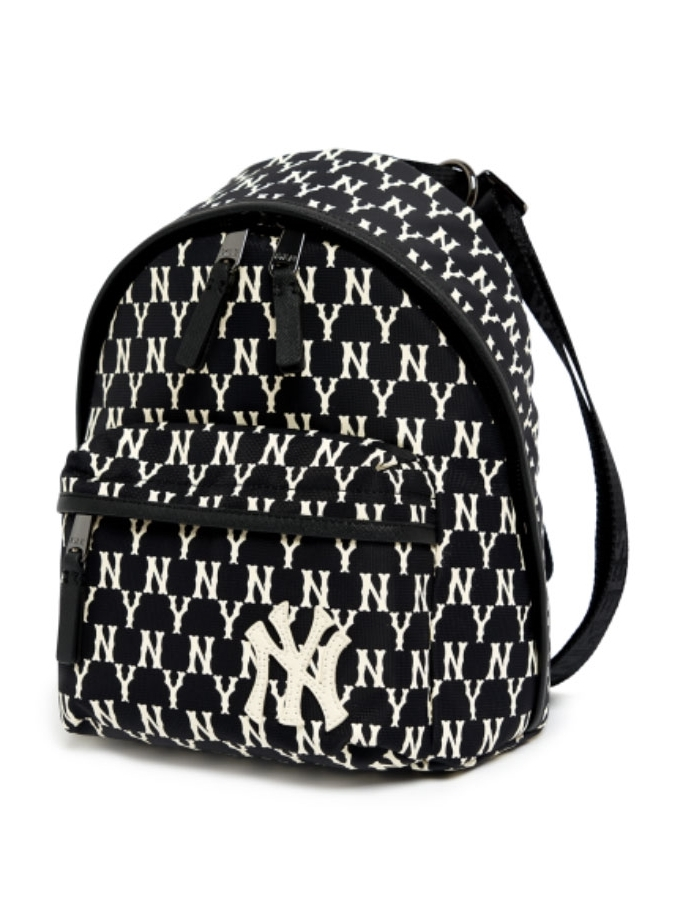 Monogram Mini Backpack NY (3ABKS061N-50BKS)