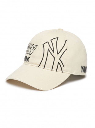 Surround Unstructure Ball Cap NY (3ACP0201N-50CRS)
