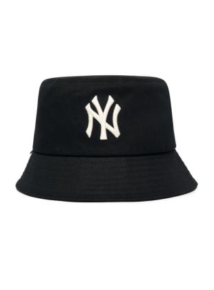 MLB x Disney Donald Duck Bucket Hat NY (3AHTD011N-50BKS)