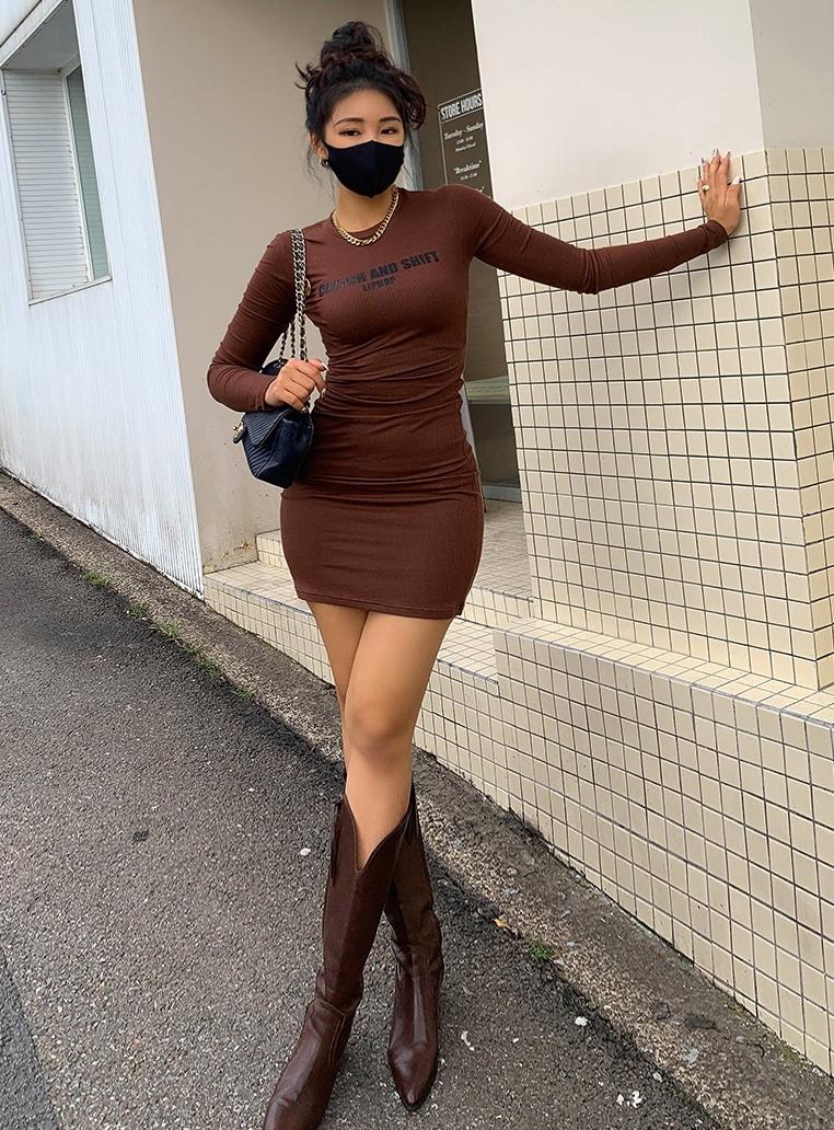 Clutch Tight Dress