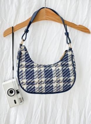 Juriden Check Shoulder Bag