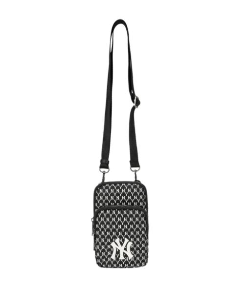 mlb-korea. Monogram Mini Crossbody Bag New York Yankees | 32BGDK111-50L | MLB