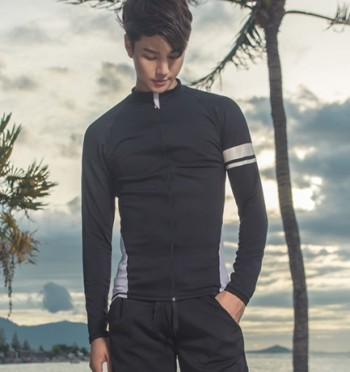 lux men Rash Guard