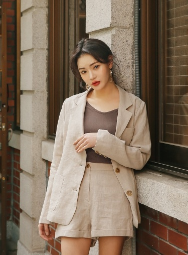 Melord Linen Jacket