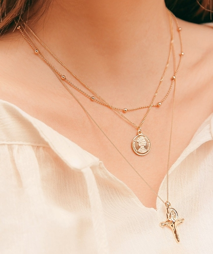 weet coin Necklace