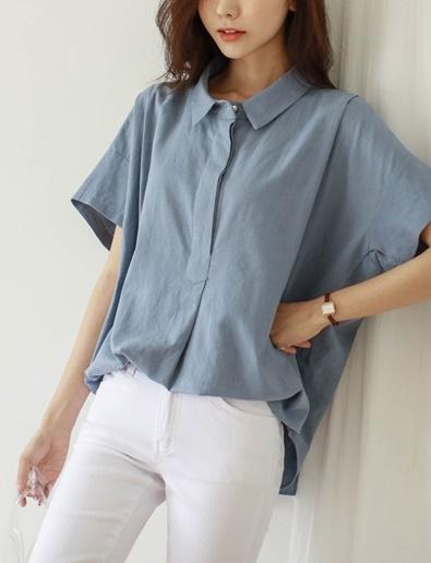 sene loose Shirt