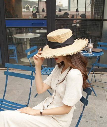 cebu wide Hat