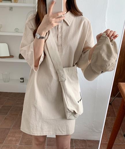 luib linen Dress