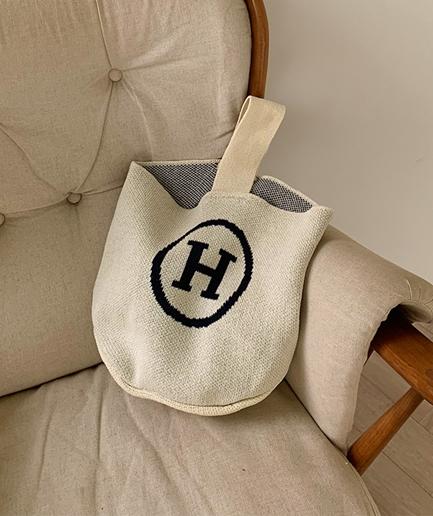 kanna knit Bag