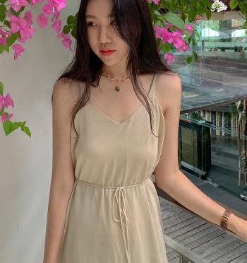 Summer Night Slip Long Dress